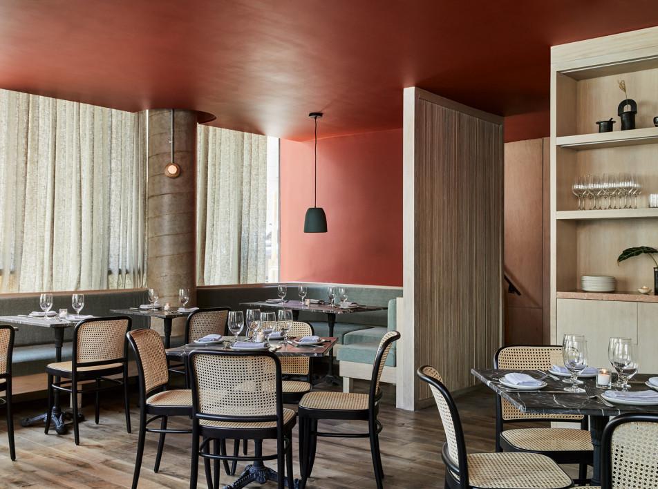 Bespoke Only: ресторан с кухней итамеши в Нью-Йорке