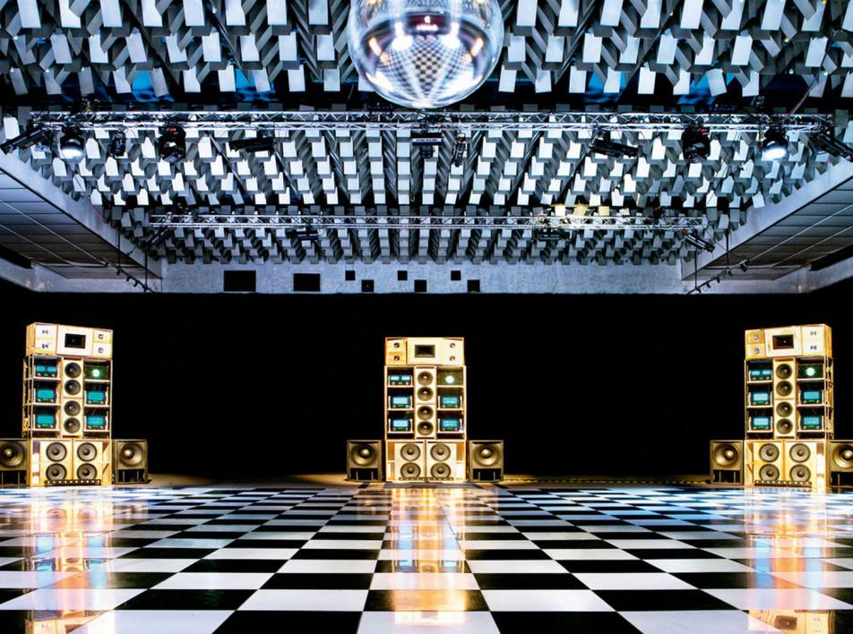 V&A Dundee: ночные клубы и дизайн