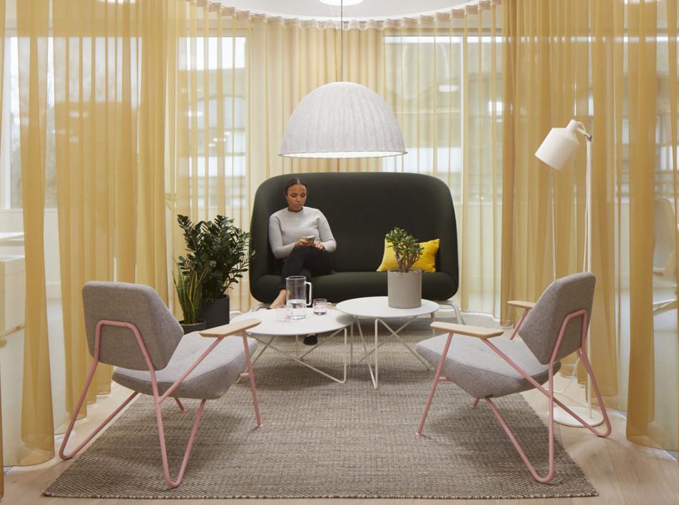 Офисный дизайн: примеры новых решений для рабочего пространства