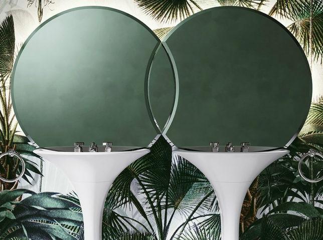 Массимо Йоза Гини: ванная комната для двоих