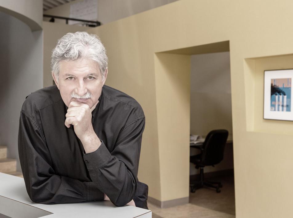 Архитекторы и изменение климата: Эдвард Мазрия получил Золотую медаль AIA