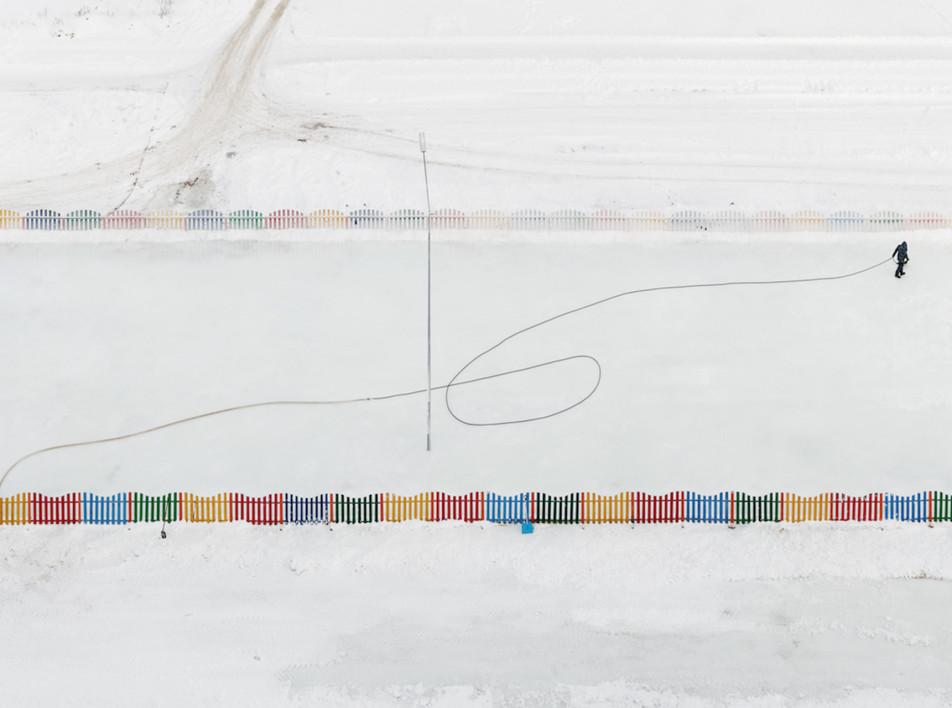 Сибирь на снимках Романа Гостева