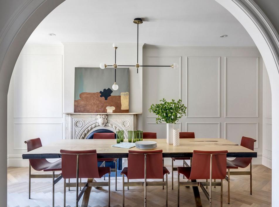 Barker Associates Architecture Office: дом для молодой пары в Бруклине
