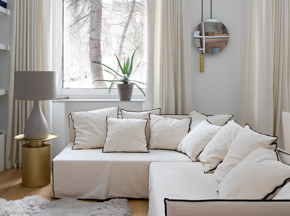 Special Style: «дачная» квартира 70 кв. метров в Москве