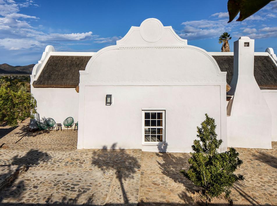 Проект SAOTA: реконструкция  фермы XIX века в Южной Африке