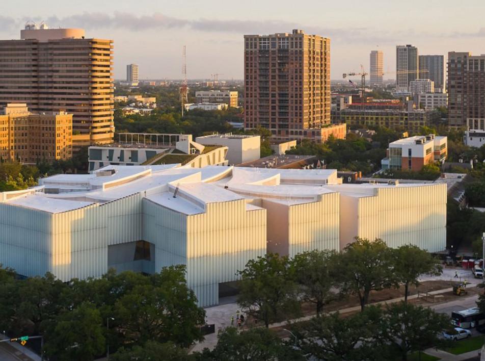 Steven Holl Architects: музей современного искусства в Хьюстоне