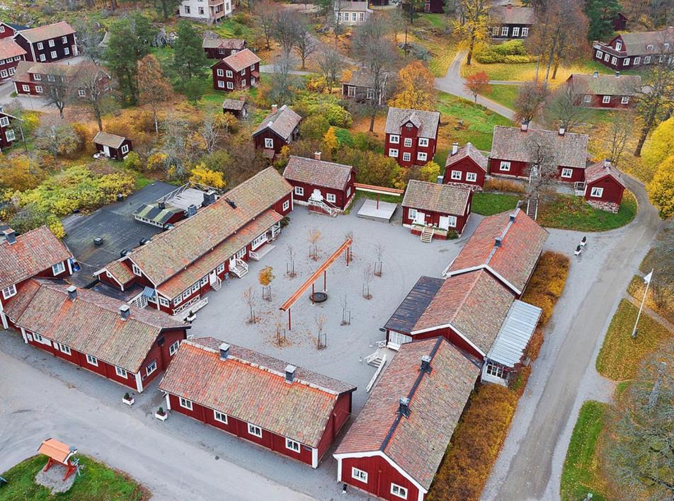 Шведская деревня продается за 7,5 млн долларов