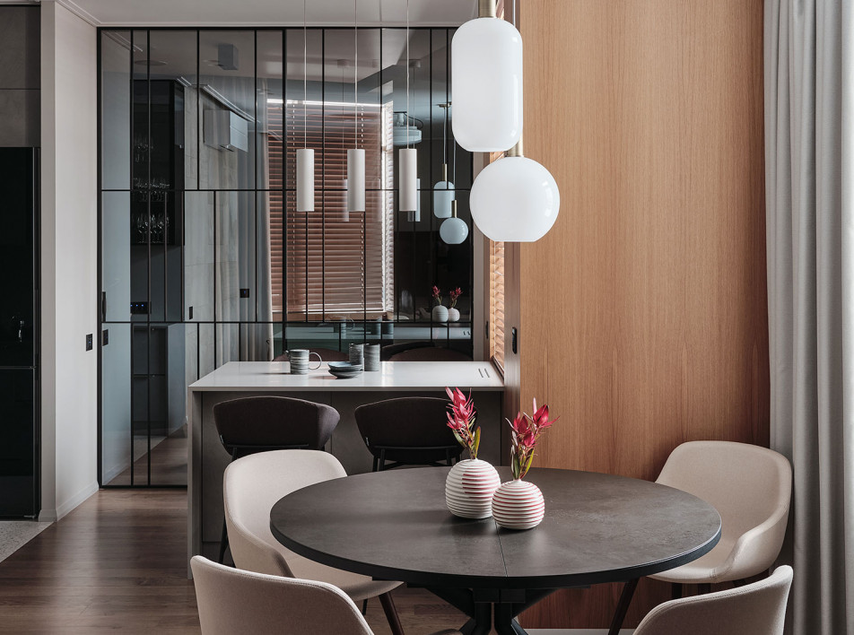 Twins Studio: семейная квартира в Петербурге