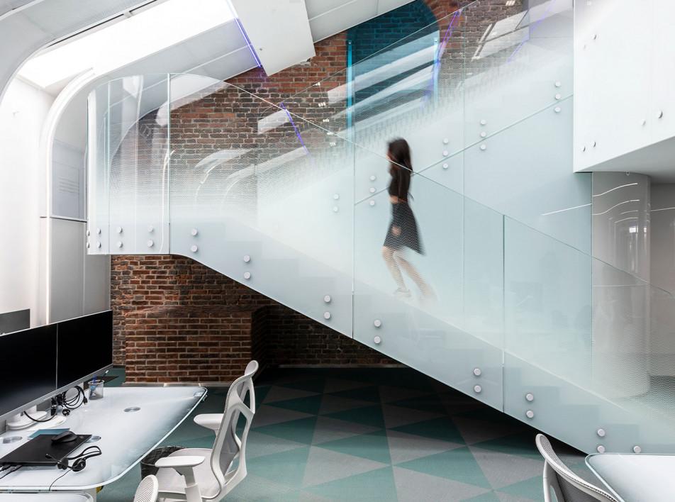 Vox Architects: центр цифровой трансформации «Газпром нефти» в Петербурге