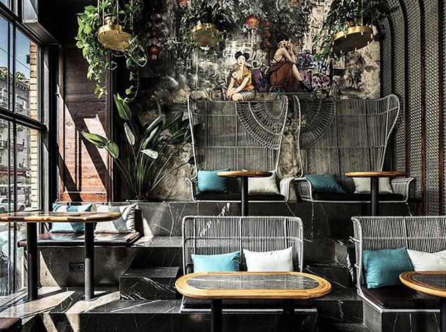 YOD design: вьетнамский ресторан в Киеве