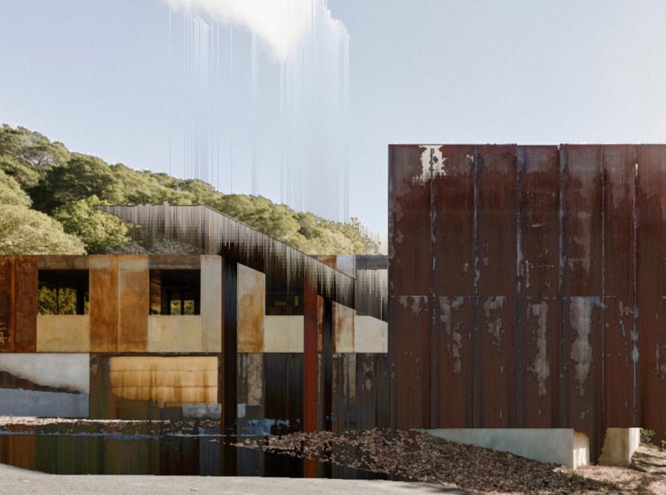 Faulkner Architects: дом для четы экологов