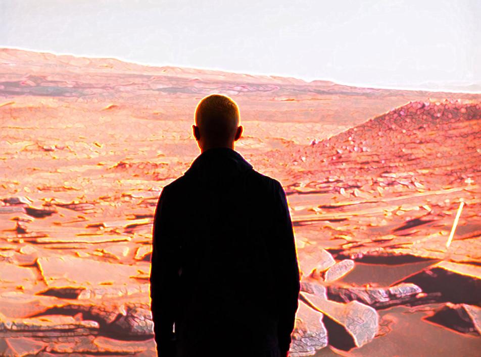 Переезд на Марс: проект Лондонского музея дизайна