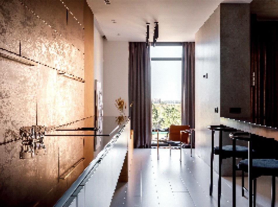 Красота и труд. Проект архитектора Алексея Аладашвили