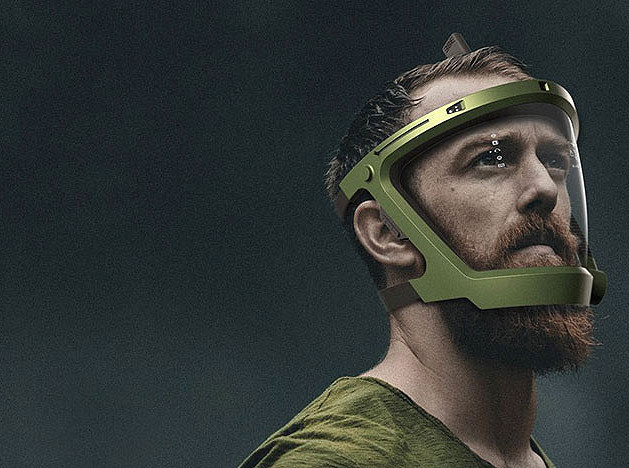 Smart-маска для дайвинга