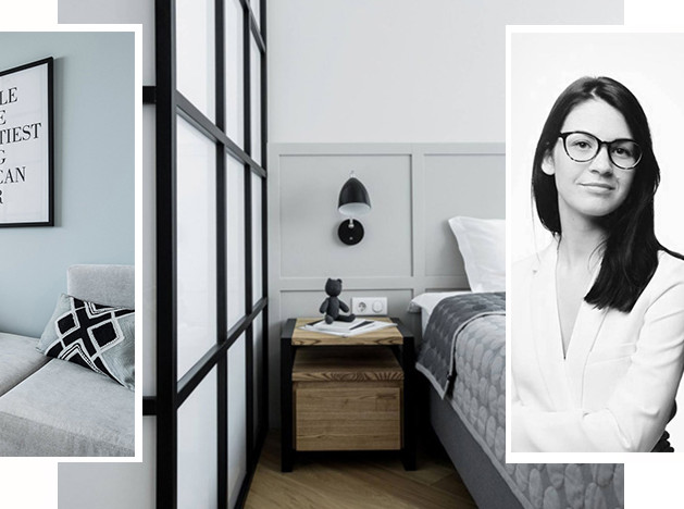 Bohostudio: квартира для молодых людей
