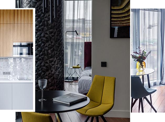 Юлия Каманина: две квартиры вместо одной