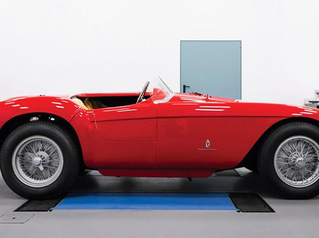 Редкий Ferrari выставлен на аукцион за 4,5 млн евро