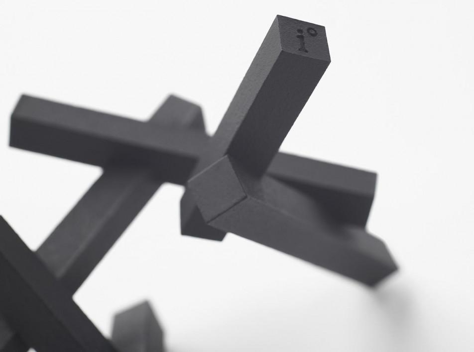 Геометрический спиннер от Nendo