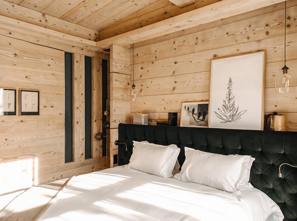 Charles & Co: обновленный отель в Альпах
