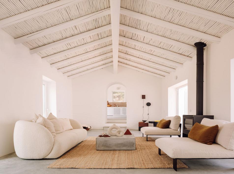 Atelier RUA: дом на побережье Алгарве