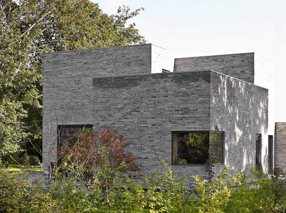 Дом архитектора и девелопера Томми Рэнда в Орхусе