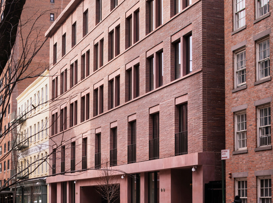 David Chipperfield Architects: жилой дом в Нью-Йорке