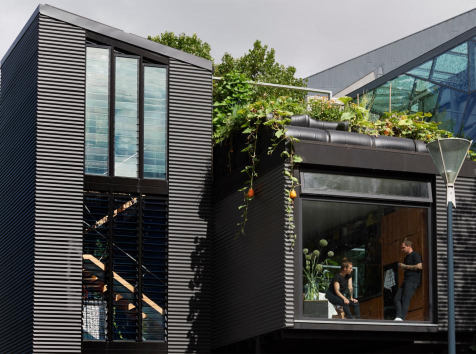 Йост Баккер: безотходный дом будущего