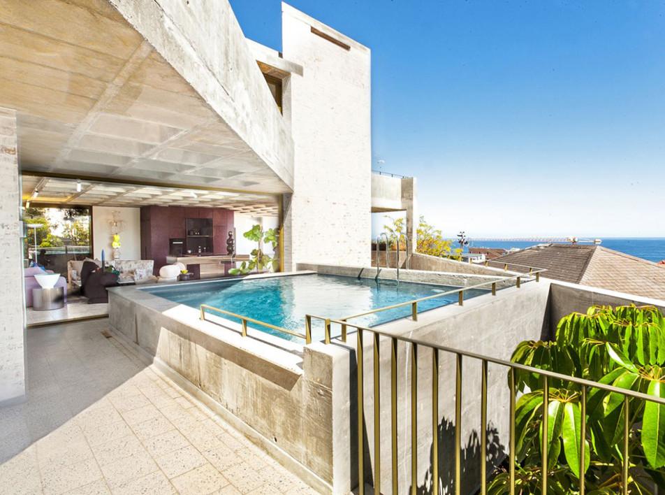 Klûk CGDT: бруталистские апартаменты в Кейптауне