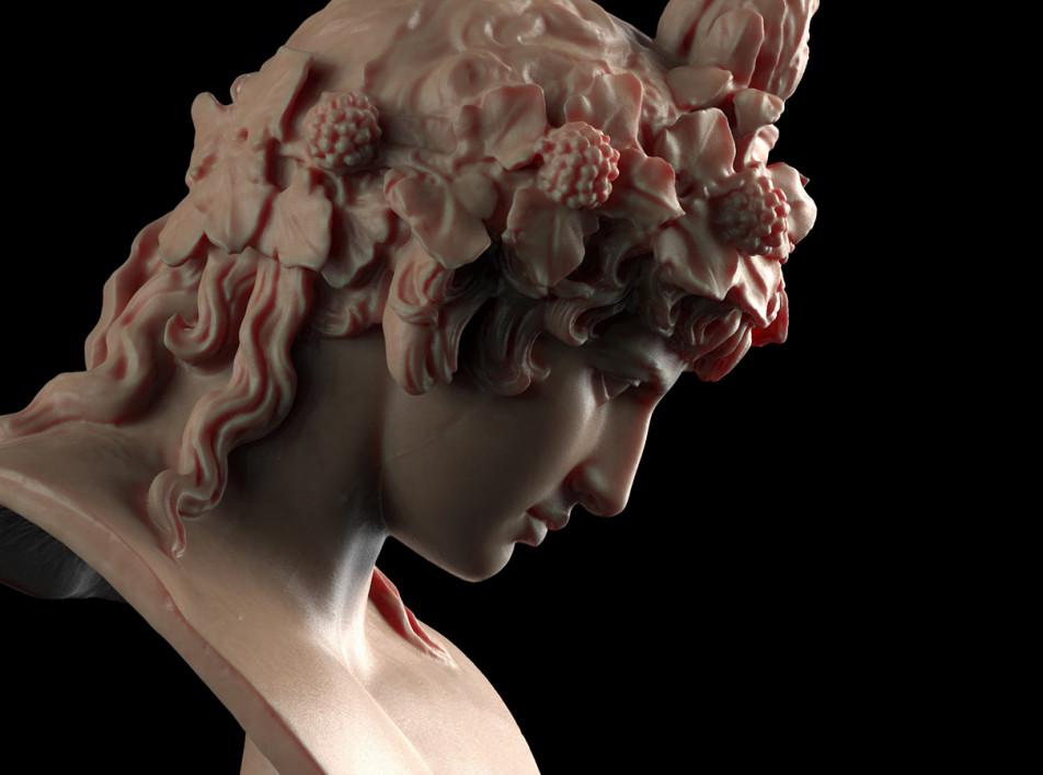 Scan the World: шедевры мировой скульптуры доступны для 3D-печати