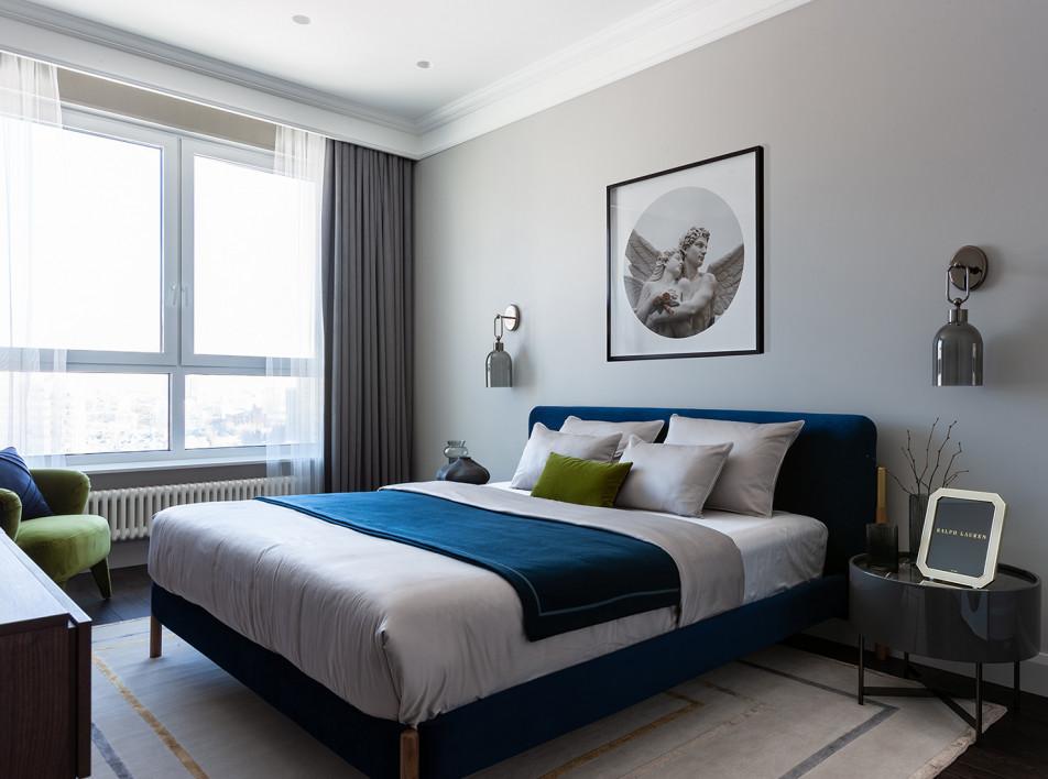 Bellardo Interior Design: квартира 90кв. метров на Красной Пресне