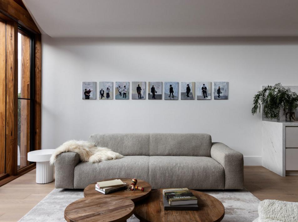 Kennon Architecture and Interiors: реконструкция дома в Мельбурне