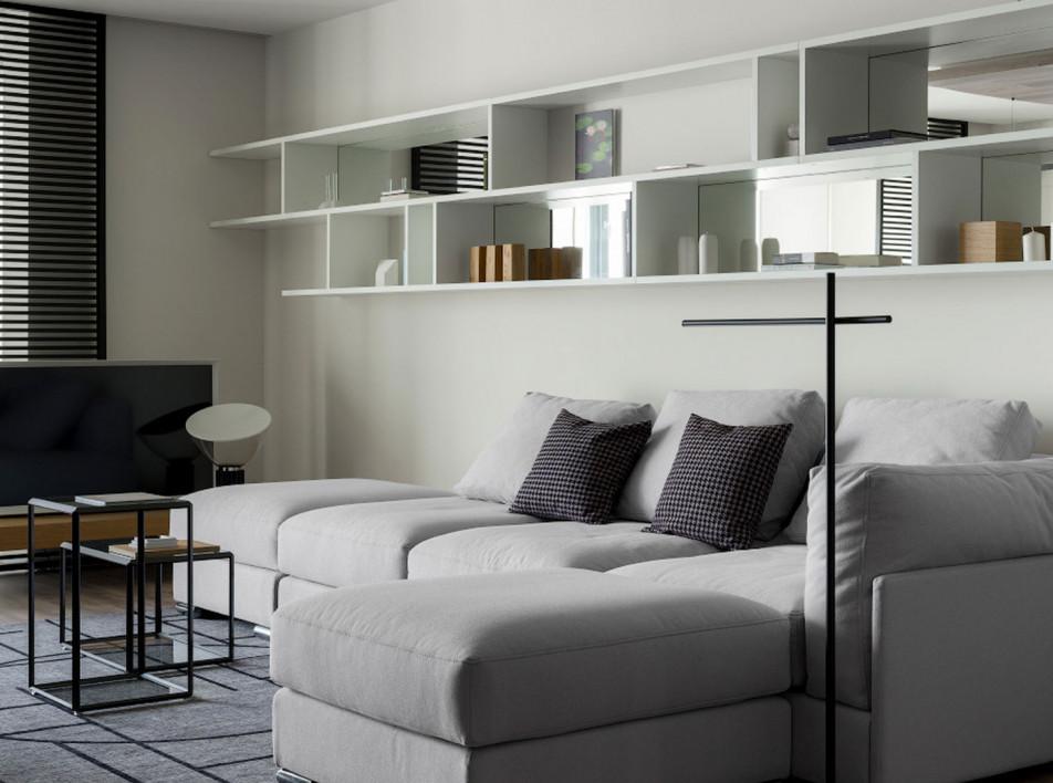 Студия Quadrum: квартира 83 кв. метра  в Саратове