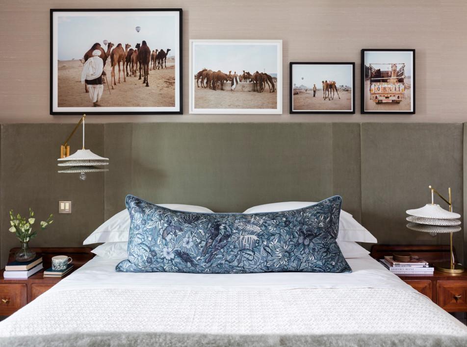 Светильник в спальне: 5 советов, как выбрать