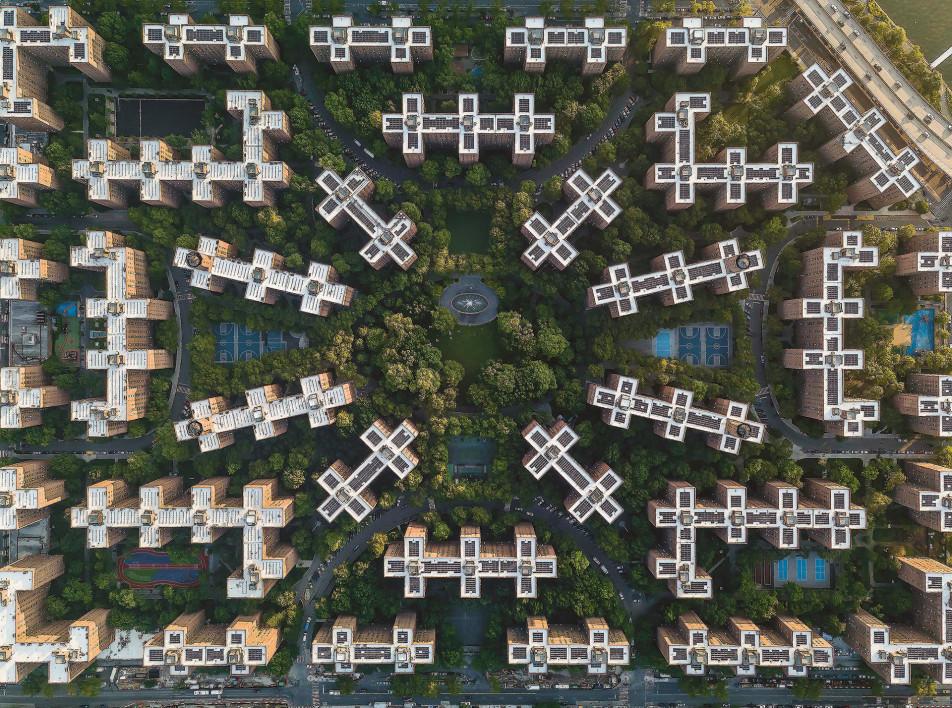 Городские ракурсы в фотографии Тоби Синоби