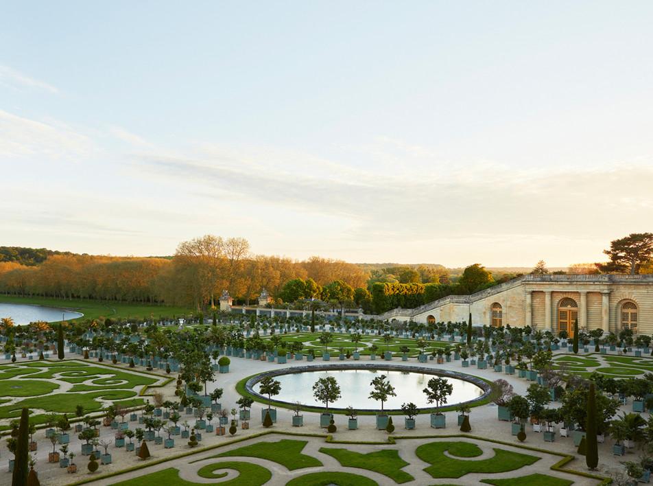 Бутик-отель в замке Версаля