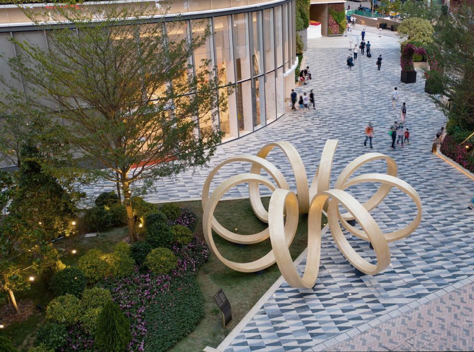 Пол Кокседж: инсталляция-петля в Гонконге
