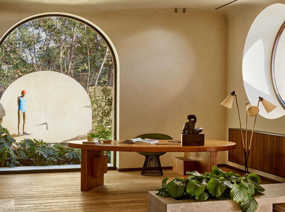 Caprini & Pellerin Architectes: роскошный дуплекс в Каннах