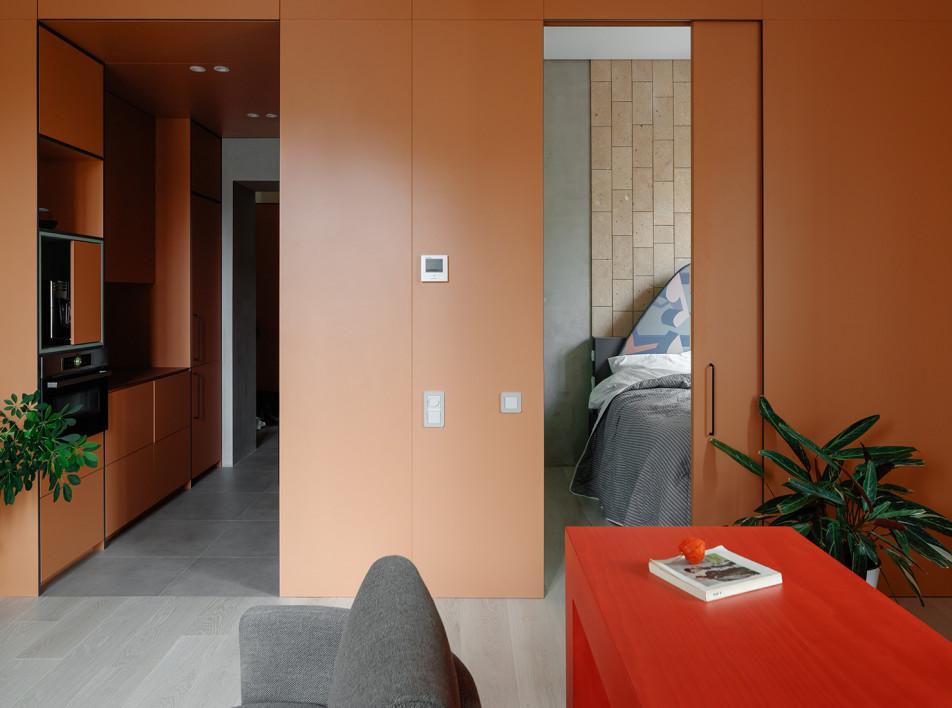 Dvekati: апартаменты 48кв. метров в Измайлово