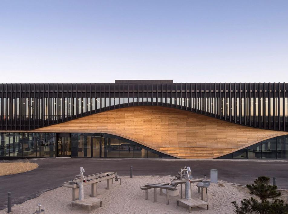 Klimatorium: климатический центр в Дании по проекту 3XN и SLA