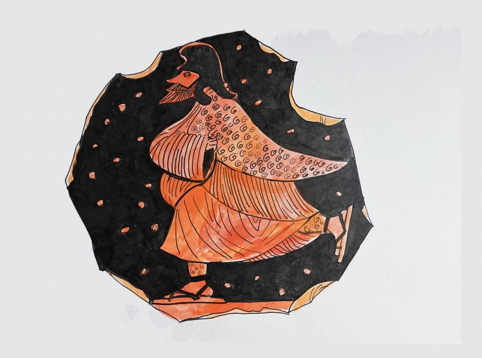Фонд искусства «Голубицкое»: выставка уместного искусства