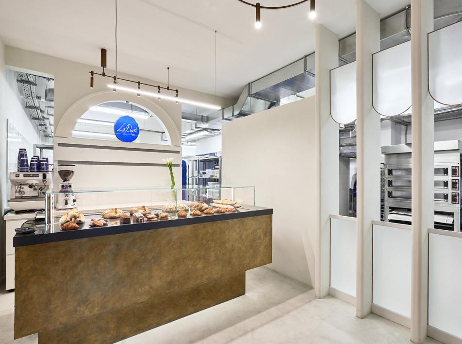 Анна Шевченко: магазин ремесленного хлеба в Москве