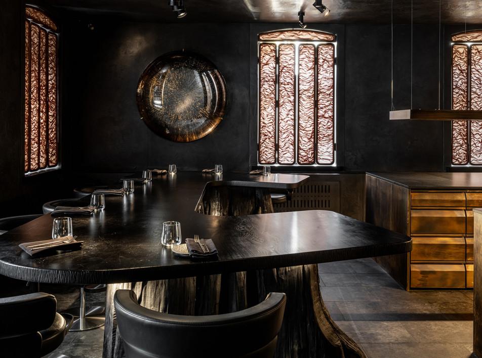 Veter design & architecture: ресторан авторской кухни в Москве
