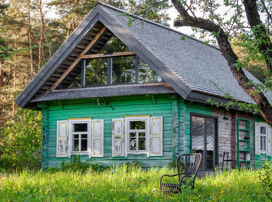 Татьяна Синицева: реконструкция деревенского дома под Минском