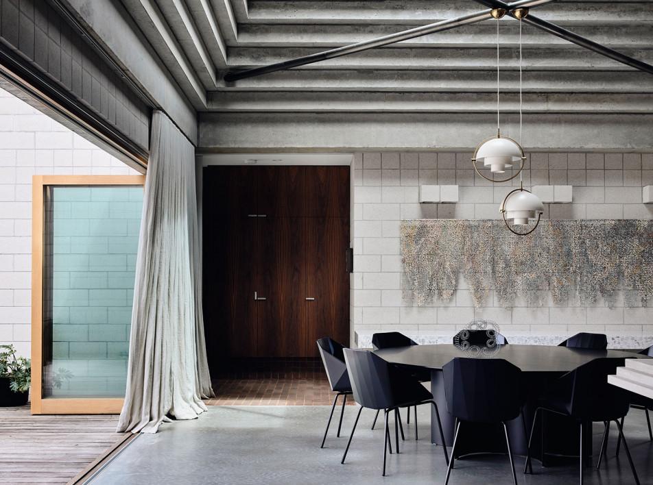 Architects EAT: дом-бункер на побережье Австралии