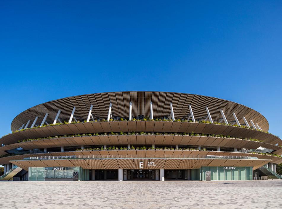Кенго Кума: знаковые проекты архитектора Олимпийского стадиона