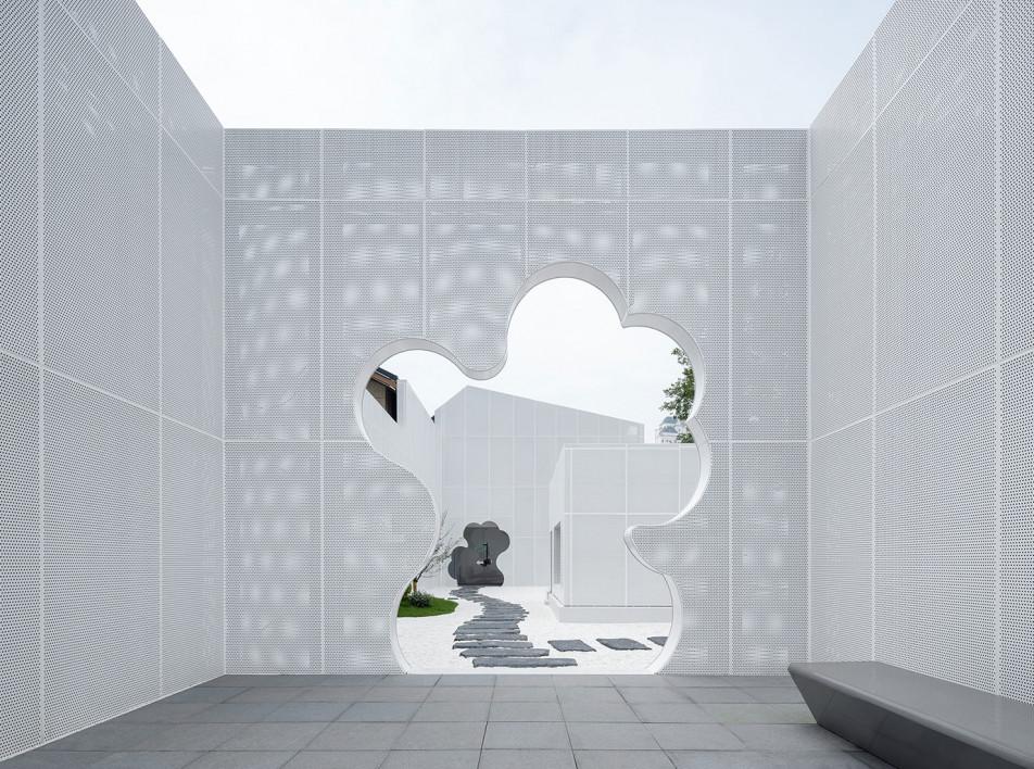 Wutopia Lab: китайский книжный магазин-облако на берегу Юннин