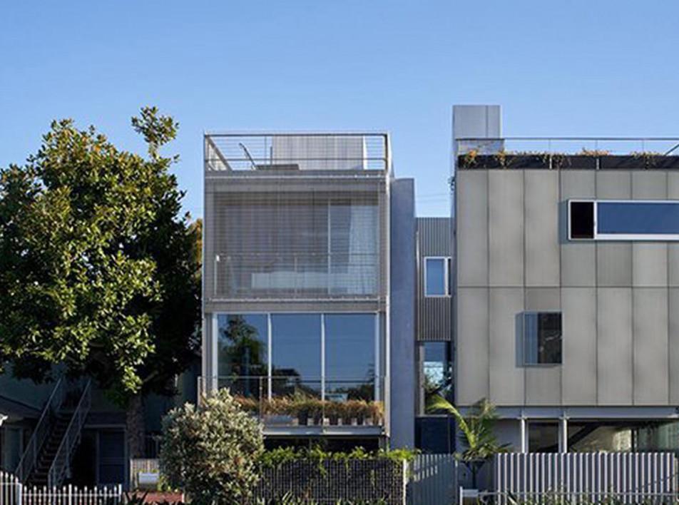 Cigolle X Coleman: дом дизайнеров в Лос-Анджелесе