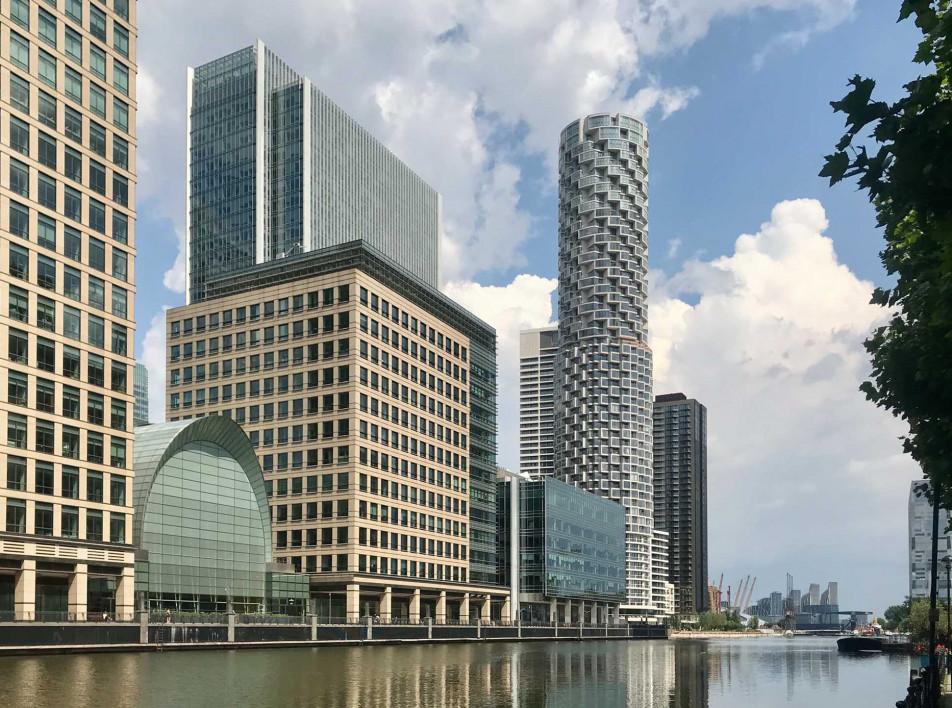 Herzog & De Meuron: башня на берегу Темзы