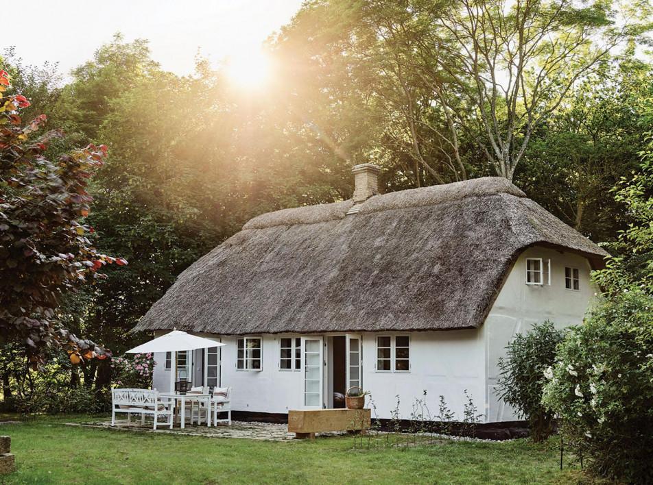 Отель Vipp Farmhouse: минимализм и сельские традиции