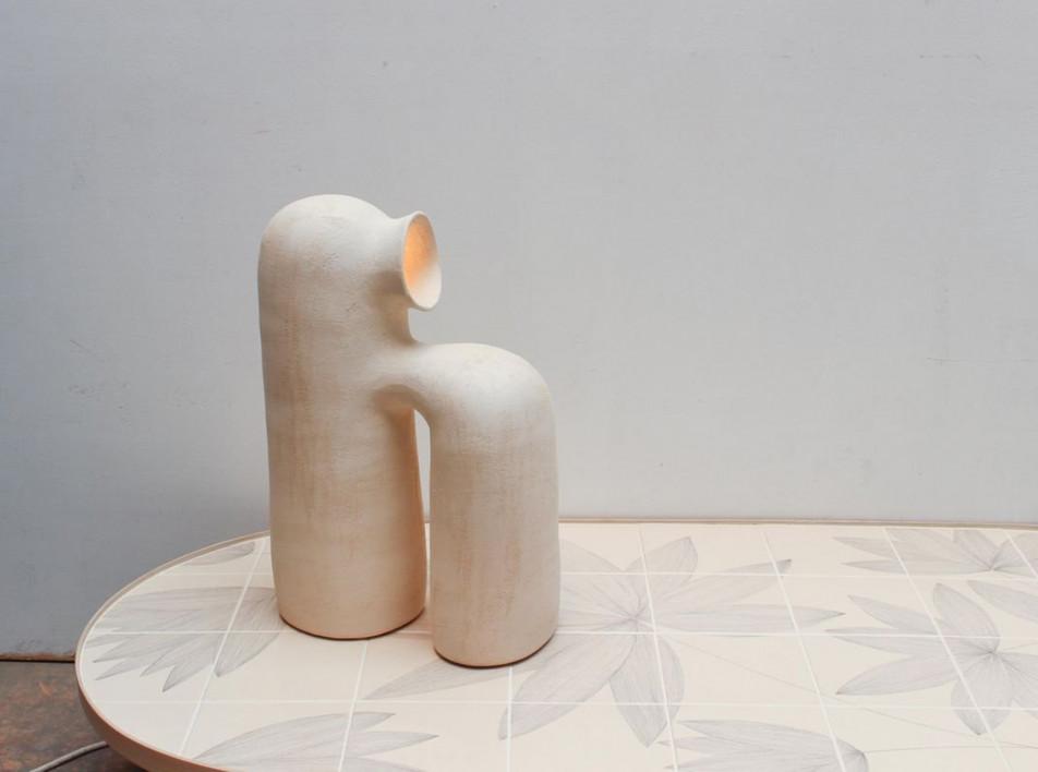 Первобытные светильники Элизы Уберти